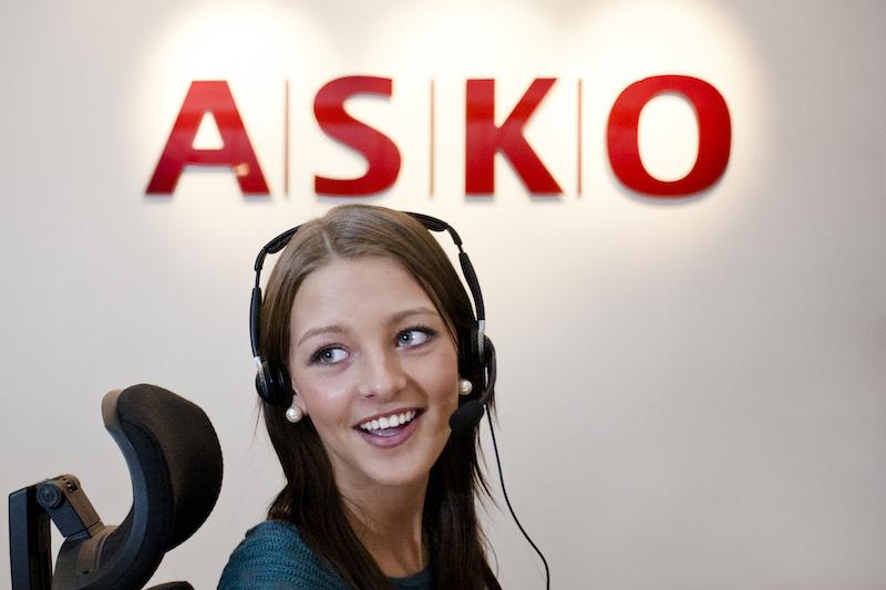 ASKO Molde søker kundeservicemedarbeidere for sommeren 2021