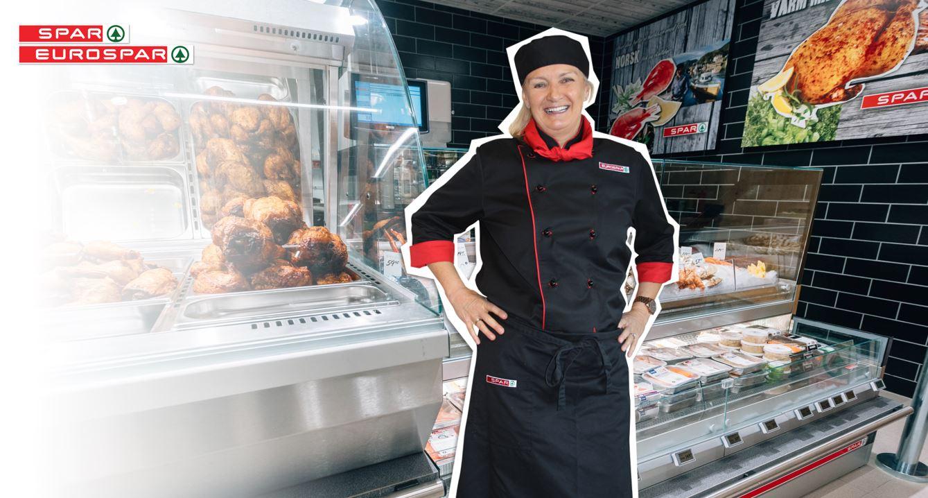 SPAR åpner ny butikk på Momarken - er du vår nye Ferskvareleder?