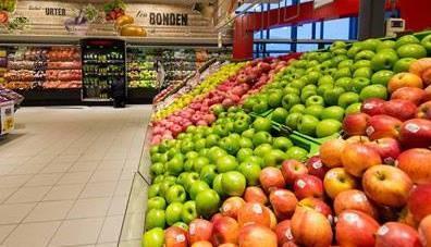 Er du vår nye avdelingsleder? EUROSPAR Langens søker frukt og grønt ansvarlig