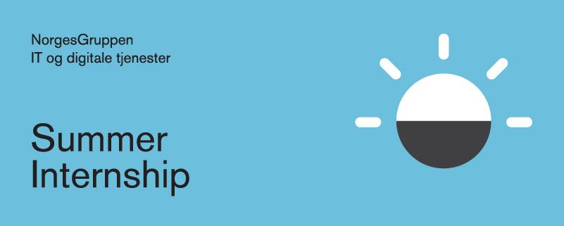 Har du lyst til å jobbe med IT i NorgesGruppen i sommer?