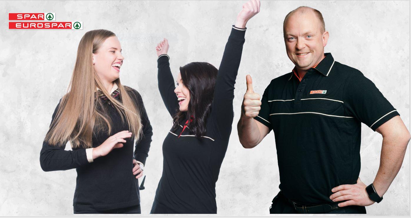 Er du SPAR Ørstads nye Assisterende butikksjef?