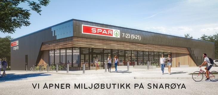 SPAR søker butikkmedarbeider