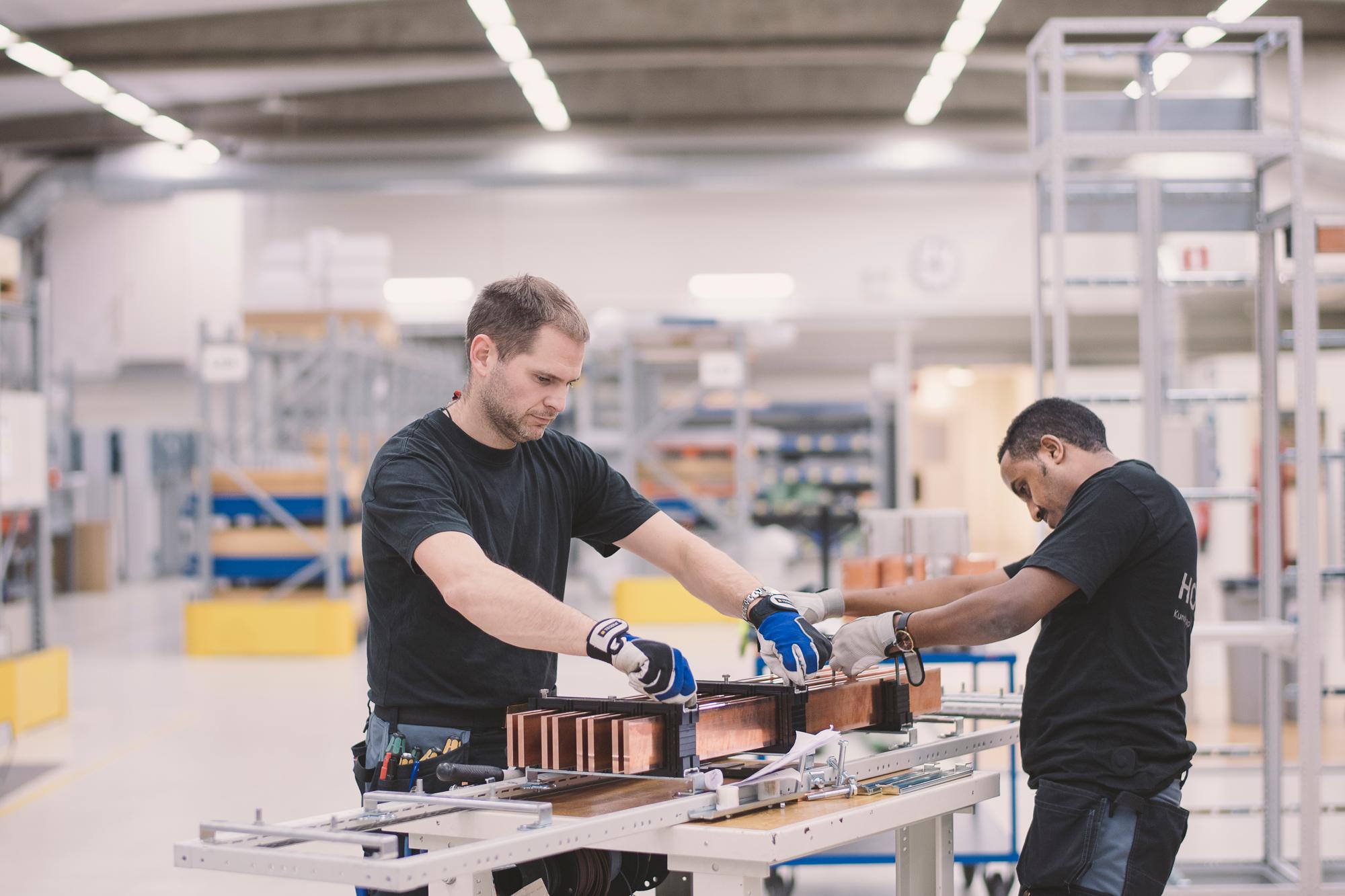 Intresseanmälan – montörer till vår produktion i Tingsryd