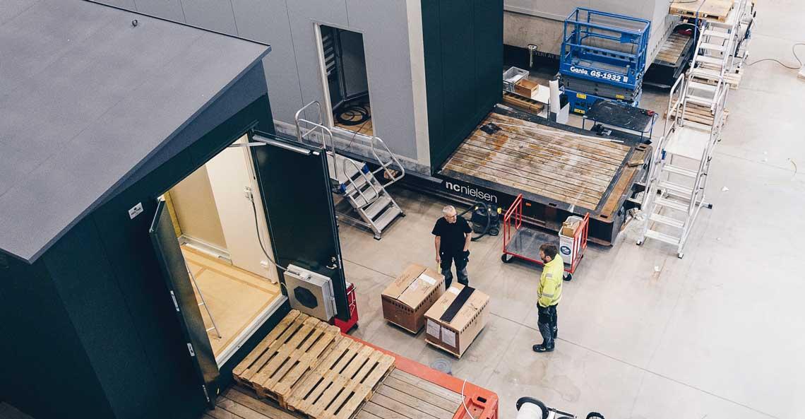 Holtab söker Montör av prefabricerade modulhus
