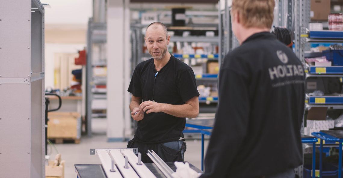 TJÄNSTEN ÄR TILLSATT: Provningsledare till Holtab i Tingsryd