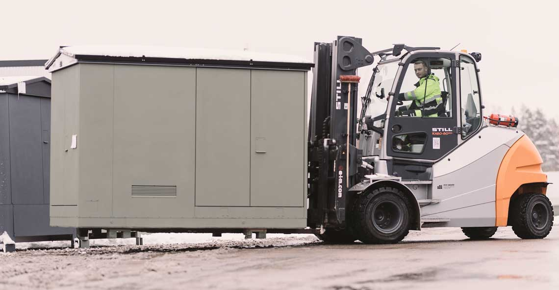 Holtab söker truckförare